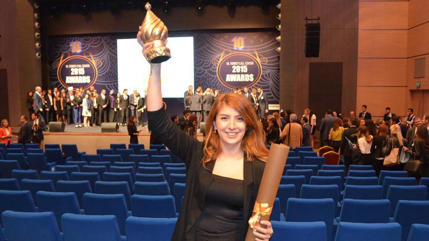 Erişim Müşteri Hizmetleri'ne En İyi Müşteri Temsilcisi Ödülü!