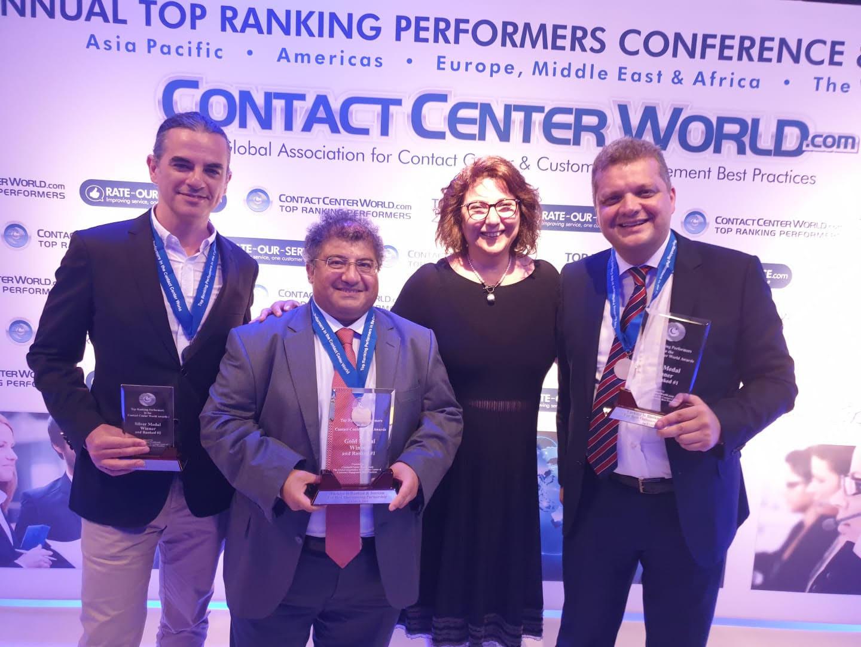 En İyi Dış Kaynak Ortaklığı Ödülünü Taçlandırdık