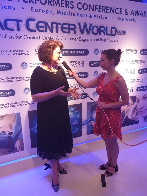 En İyi Dış Kaynak Ortaklığı Ödülünü Kazandık