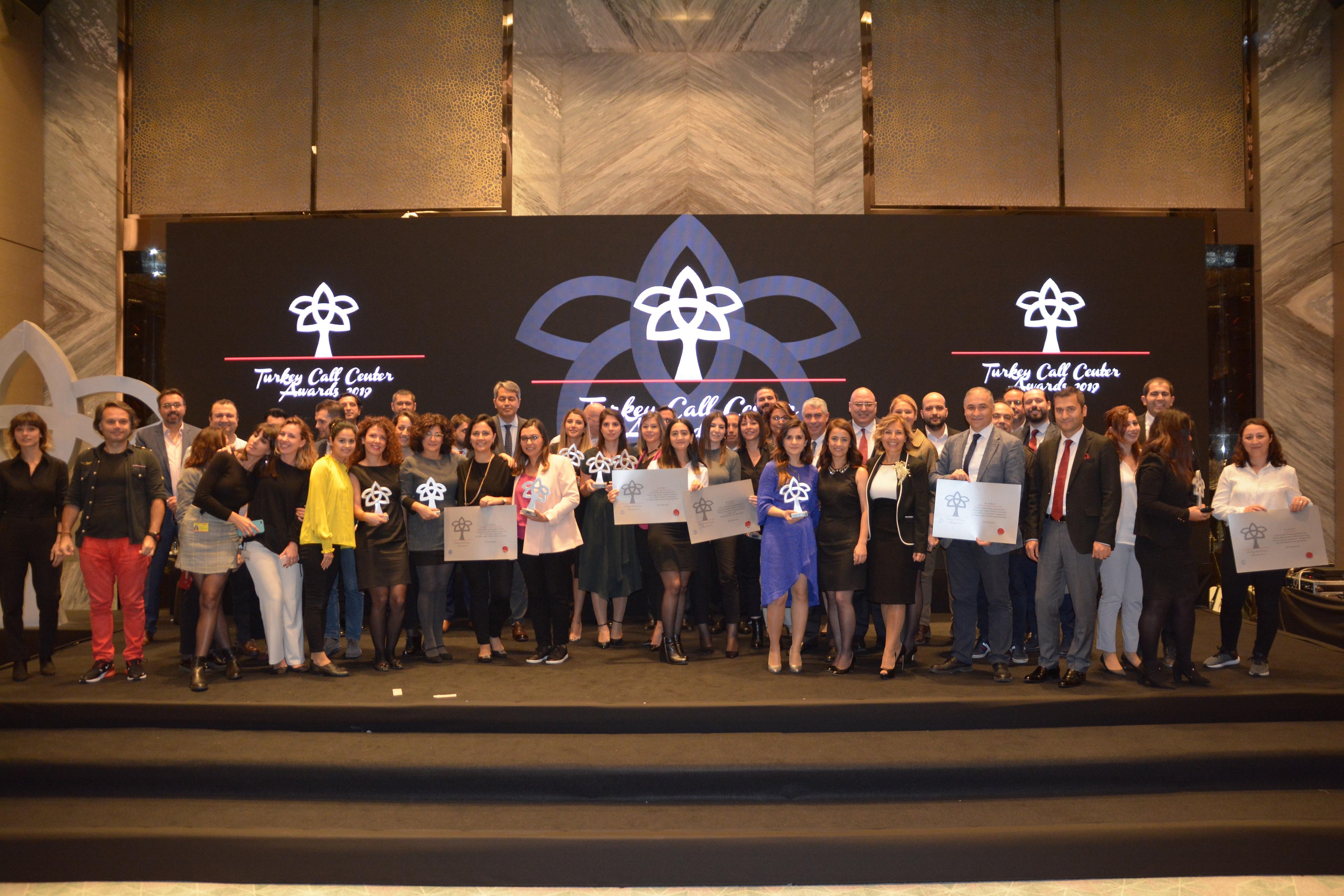 En Övgüye Değer Performans Gelişimi Ödülünü Kazandık